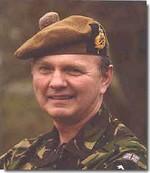 Maj Gen WEB Loudon CBE